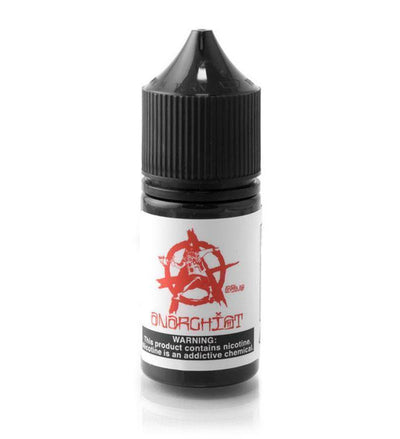 ANARCHIST SALT | White 30ML eLiquid - Vaping Industries