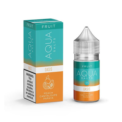 AQUA SALTS | Oasis 30ML eLiquid - Vaping Industries