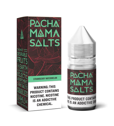PACHAMAMA SALTS | Strawberry Watermelon 30ML eLiquid - Vaping Industries