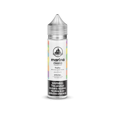 MARINA CLASSICS | Fruity 60ML eLiquid - Vaping Industries