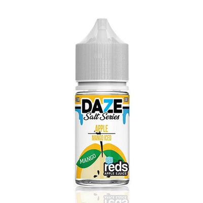 VAPE 7 DAZE SALT | Reds Mango Iced 30ML eLiquid - Vaping Industries