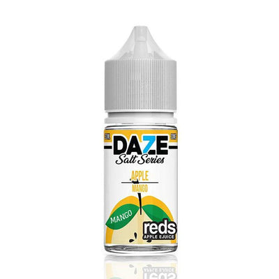 VAPE 7 DAZE SALT | Reds Mango 30ML eLiquid - Vaping Industries