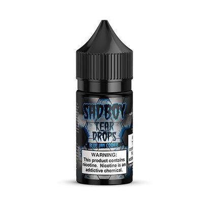 SADBOY TEAR DROPS | BLUEBERRY JAM COOKIE 30ML eLiquid - Vaping Industries