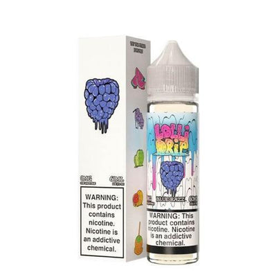 LOLLIDRIP | Blue Razz 60ML eLiquid - Vaping Industries