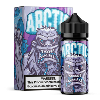 ARCTIC | Blizzard Blue 100ML eLiquid - Vaping Industries