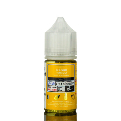 GLAS BASIX Nic Salts | Mango Tango 30ML eLiquid - Vaping Industries