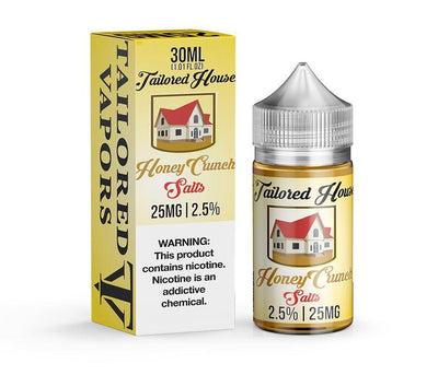 TAILORED HOUSE | Honey Crunch 30ML eLiquid - Vaping Industries