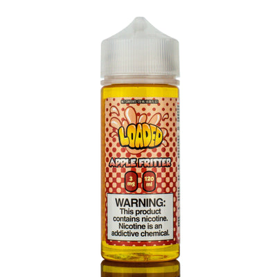 LOADED | Apple Fritter 120ML eLiquid - Vaping Industries