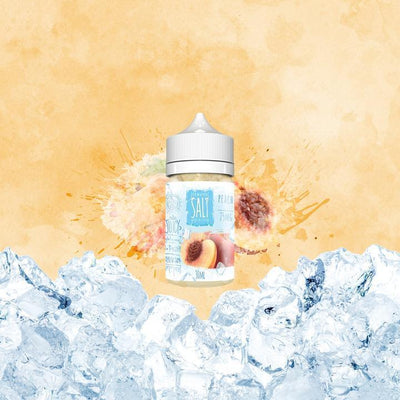 SKWEZED SALT | Peach Ice 30ML eLiquid - Vaping Industries