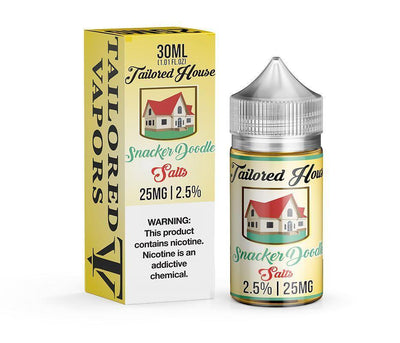 TAILORED HOUSE | Snacker Doddle 30ML eLiquid - Vaping Industries