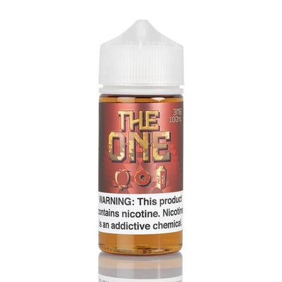 Beard Vape Co | The One Apple Cinnamon 100ML Eliquid - Vaping Industries