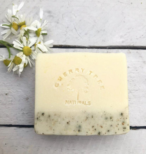 Chamomile Soap-Unscented - Earth Kind, Rewind