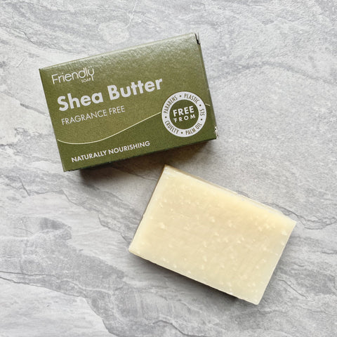 Shea Butter Cleansing Bar - Earth Kind, Rewind