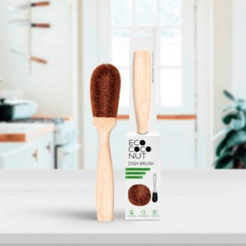 EcoCoconut Dish Brush - Earth Kind, Rewind