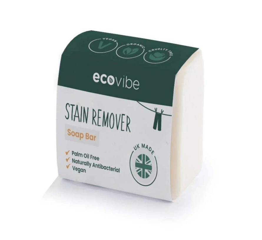 Handmade Laundry Stain Remover Bar - 130g - Earth Kind, Rewind