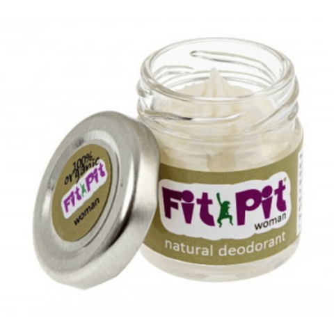 Fit Pit Woman 25ml - natural deodorant - Earth Kind, Rewind