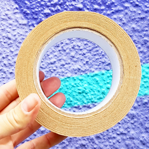 Recycled Brown Paper Tape - 24mm Wide