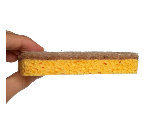Compostable Sponge & Scourer Duo Pack