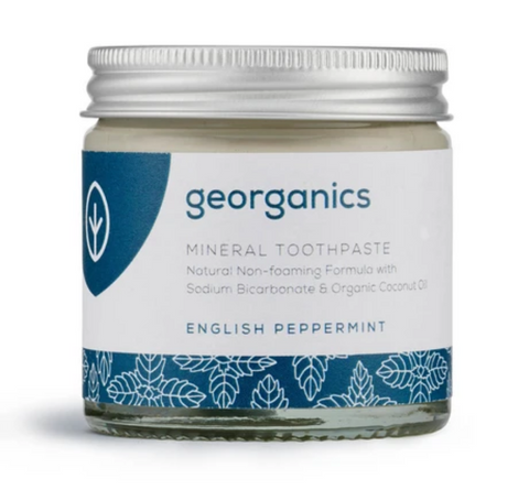 Natural Toothpaste (English Peppermint) | 60ml