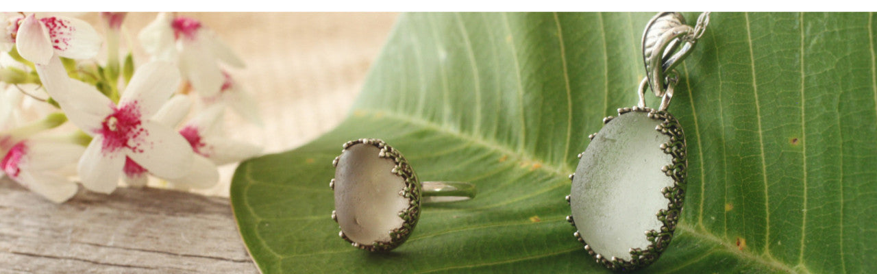 Simply Leilani Hawaiian Sea Glass Jewelry