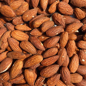 Almonds - Roasted Brown Skin