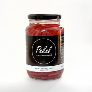 Pekel - Pickled Red Onions 375ml