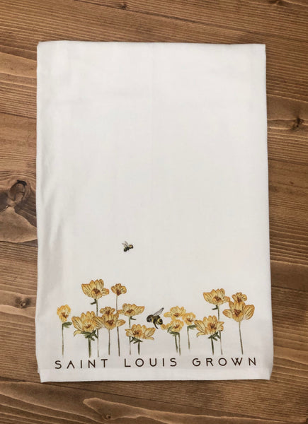 St. Louis Grown Tea Towel