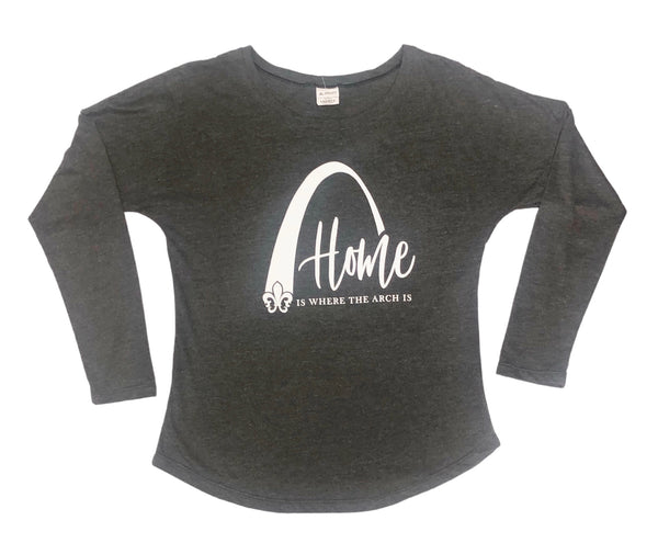 Home Is Where The Arch Is Shirt