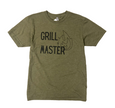 Grill Master T-Shirt - Military Green