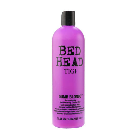 Tigi Bed Head Dumb Blonde Reconstructor Damaged Hair 750ml