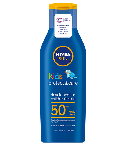 KIDS PROTECT & CARE SUN LOTION SPF 50+