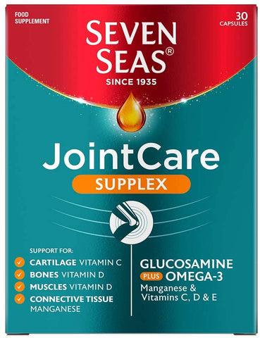Seven Seas JointCare Supplex Capsules, Pack of 30