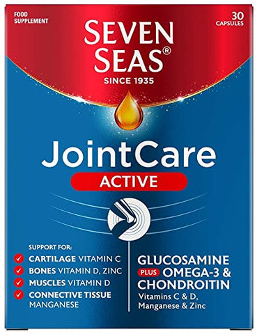 Seven Seas jointcare active 30 capsules