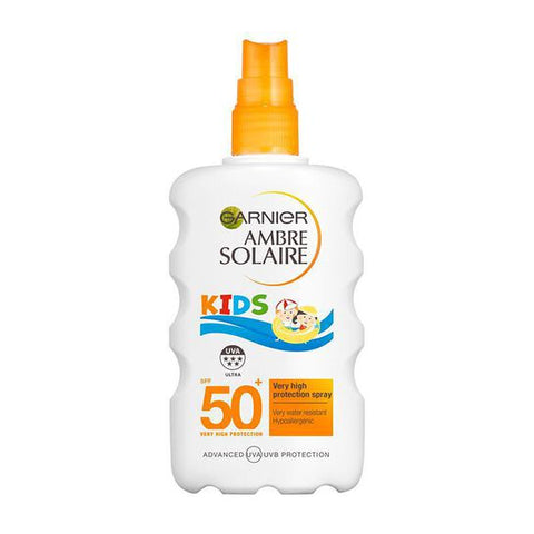 Garnier Ambre Solaire Kids Spray Minions SPF 50+ 200ml