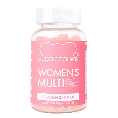 SugarBearHair - Women's Multi-Vegan MultiVitamin - 1 Month Supply