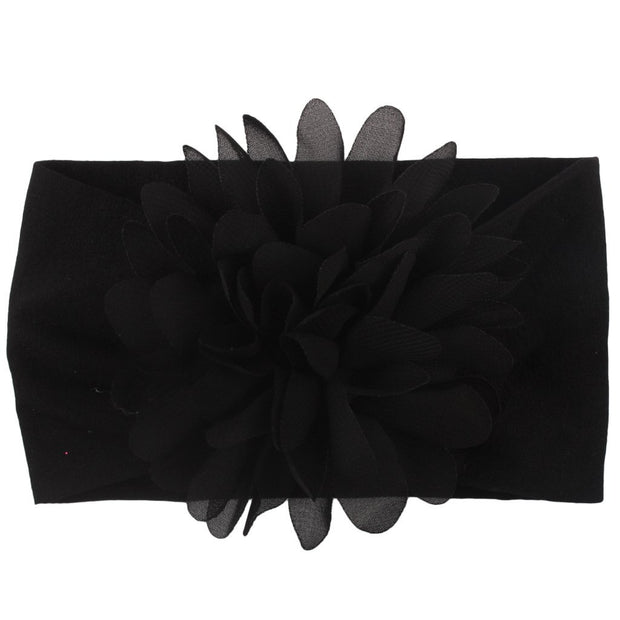 Lovely Chiffon Flower Headband