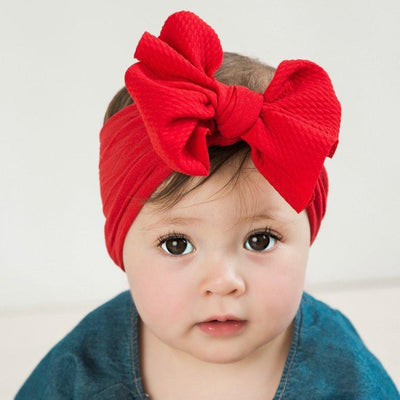 Lovely Baby Girl's Bowknot Headband