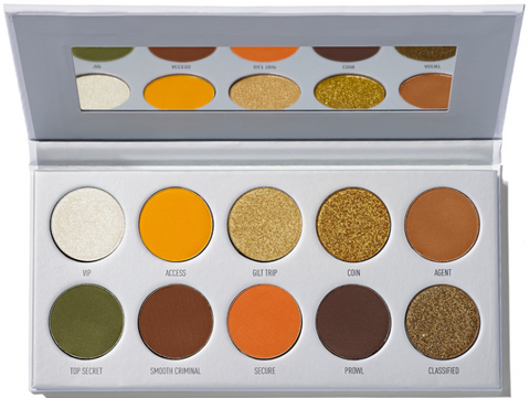 Morphe X Jaclyn Hill- Armed & Gorgeous Eyeshadow PALETTE