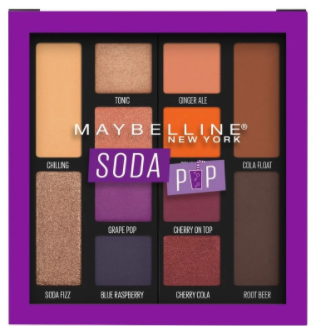 Soda Pop Eyeshadow Palette