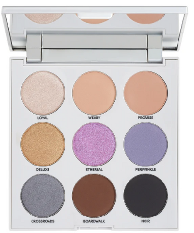 Mixed Metals Eyeshadow Palette- Arctic