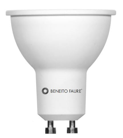 Ampoule LED GU10 Beneito Faure Dimmable
