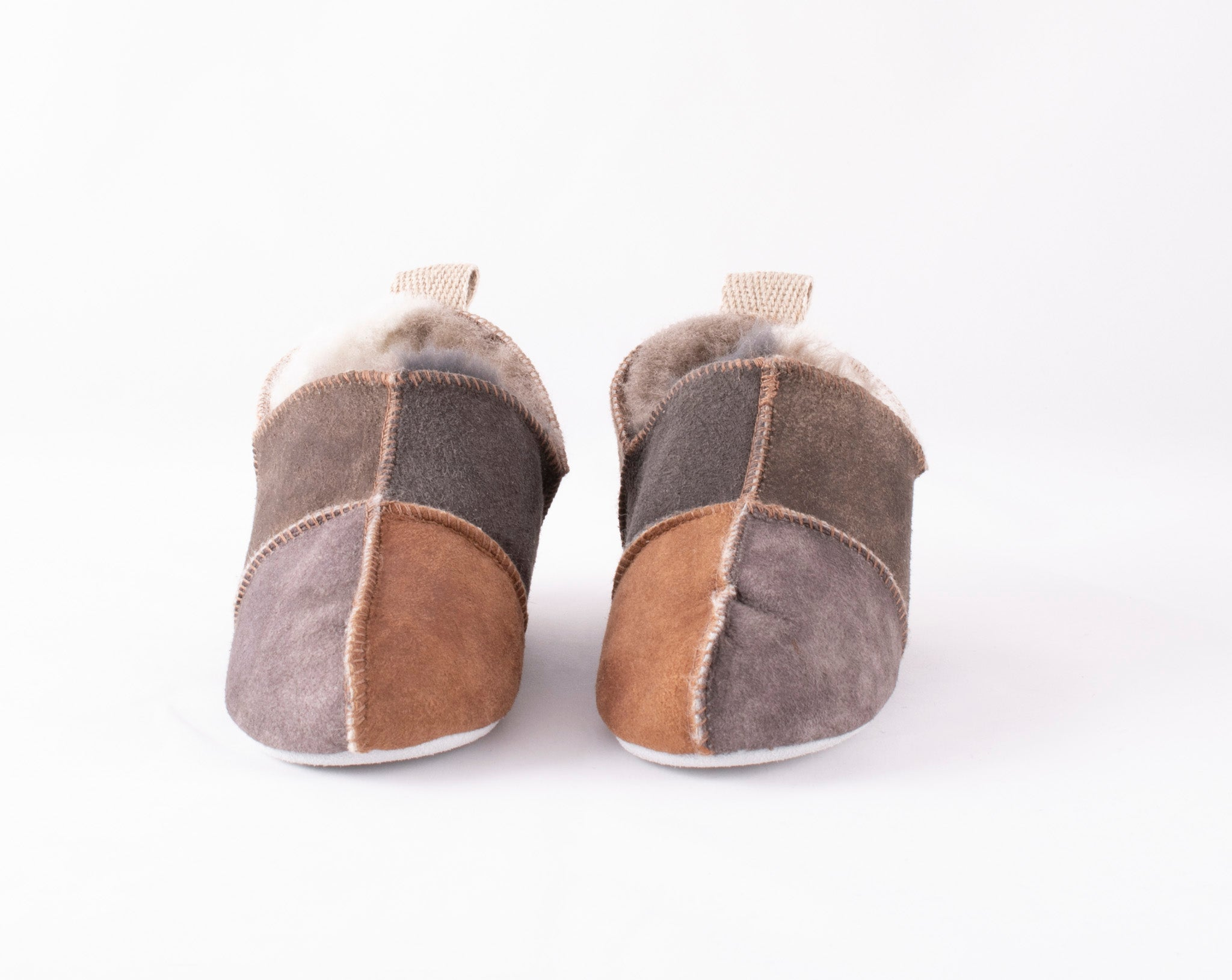 Shepherd of Sweden Nora Women's slippers crafted from sheepskin