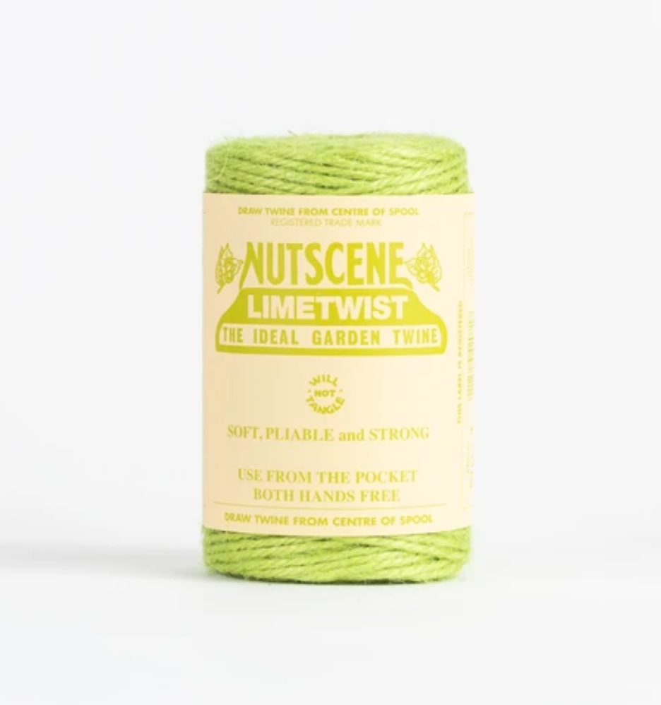 Heritage Jute spool 110M Lime Green