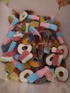 500g of Gluten Free pick 'n' mix sweet selection