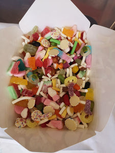 500g of random pick 'n' mix sweets