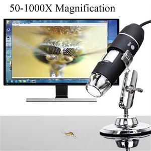 Insight Microscope 50x-1000x USB