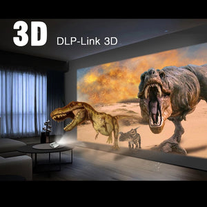 Smartphone to Screen 3D projector
