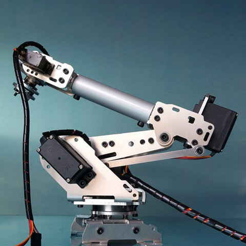 DIY Robotic Arm Arduino Remote Control Kit