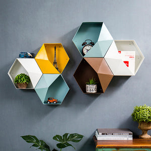 Modern Geometry Wall Decors