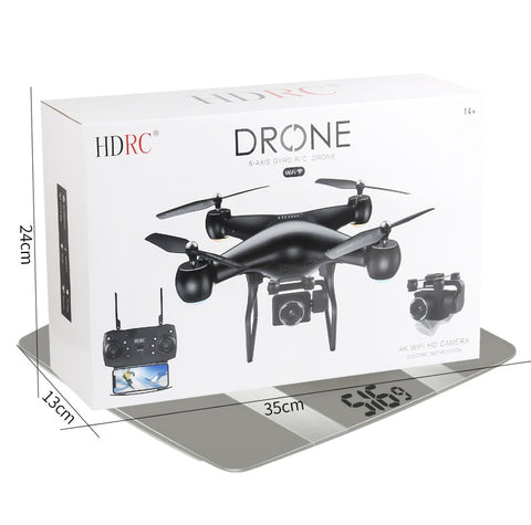Affordable 4k Drone With Camera